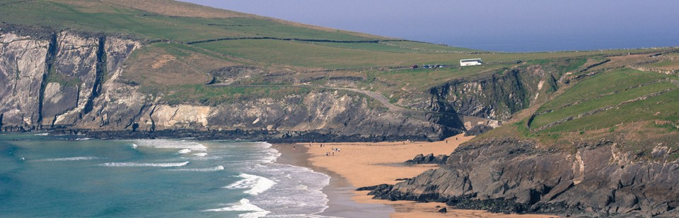 Dingle Peninsula & Slea Head Co.Kerry Coach Tour Part of The Wild Atlantic Way