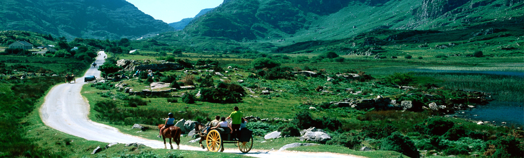 Best Gap Of Dunloe Coach Tour
